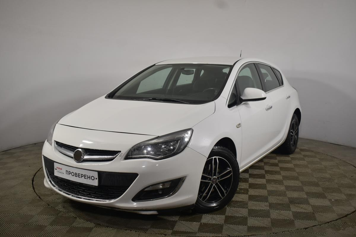 Opel Astra OPC Hatchback