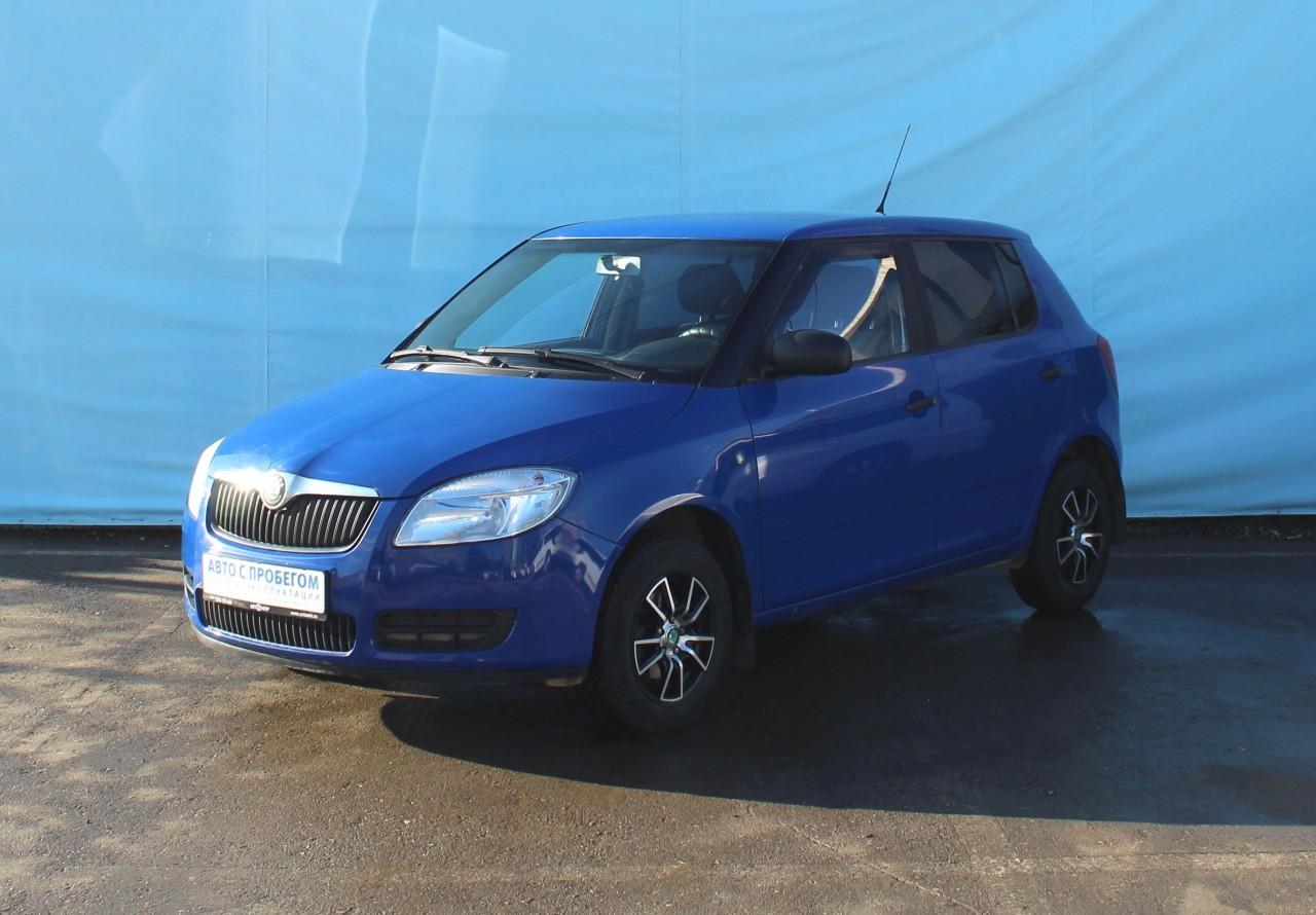 Skoda Fabia Hatchback 2007 - 2010