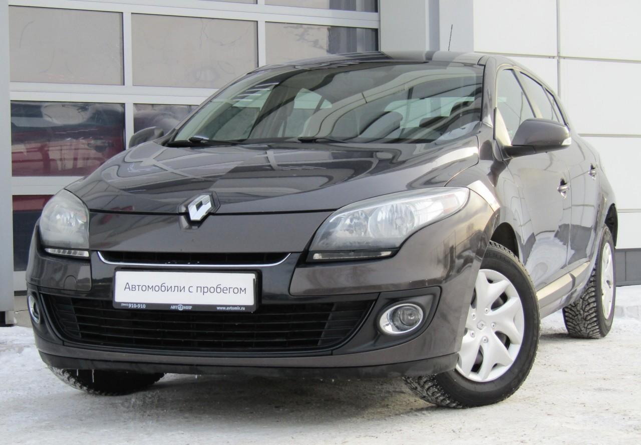 Renault Megane Hatchback 2013 - 2016
