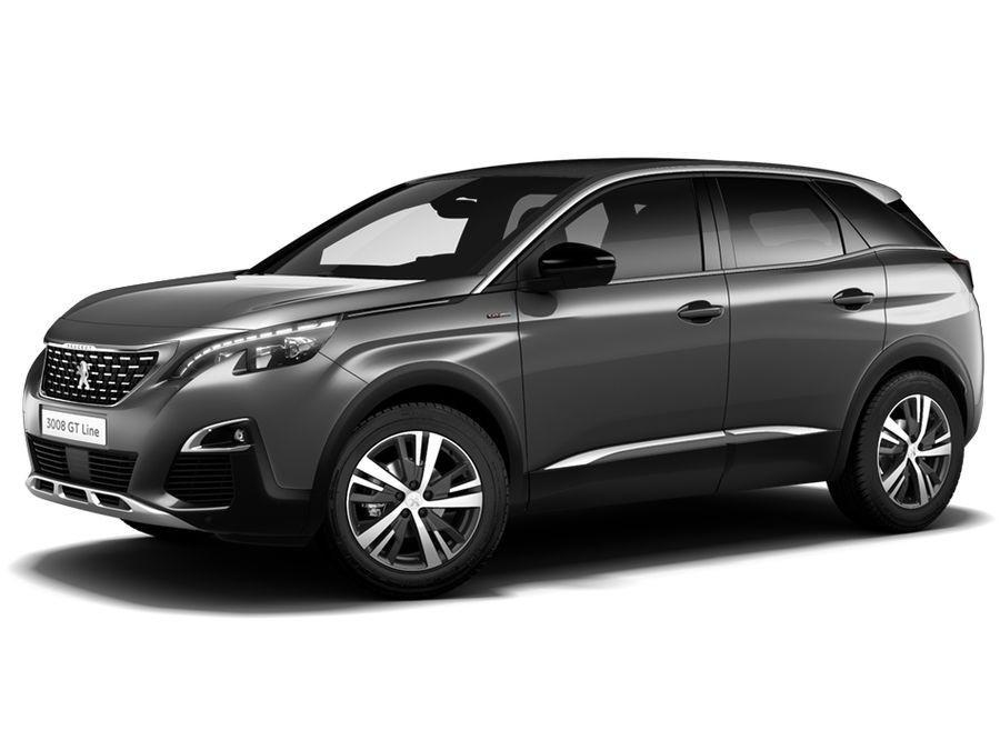 Peugeot 3008 2016 - по н.в.