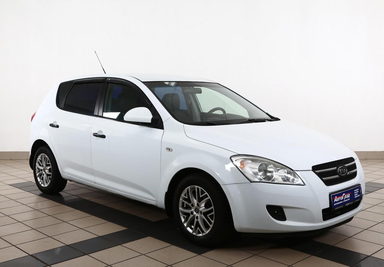 Kia Ceed Hatchback 2006 - 2010